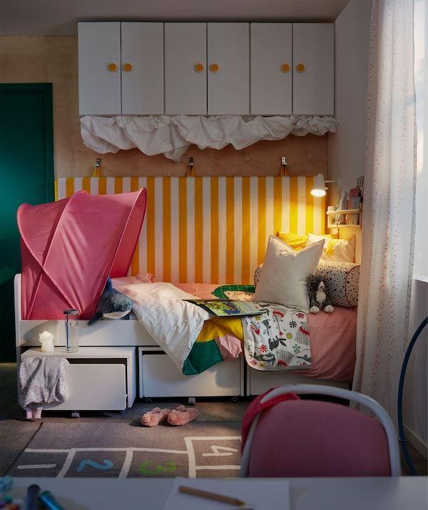 Camas juveniles Ikea Släck