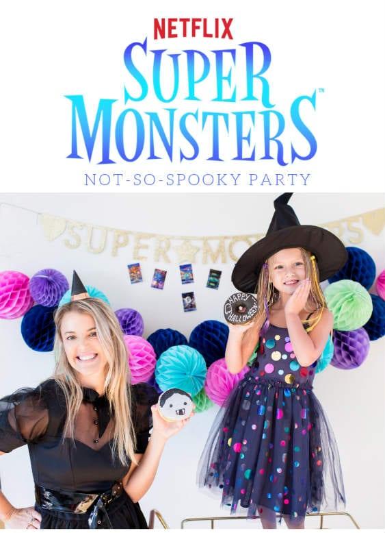 Disfraz Super Monstruos