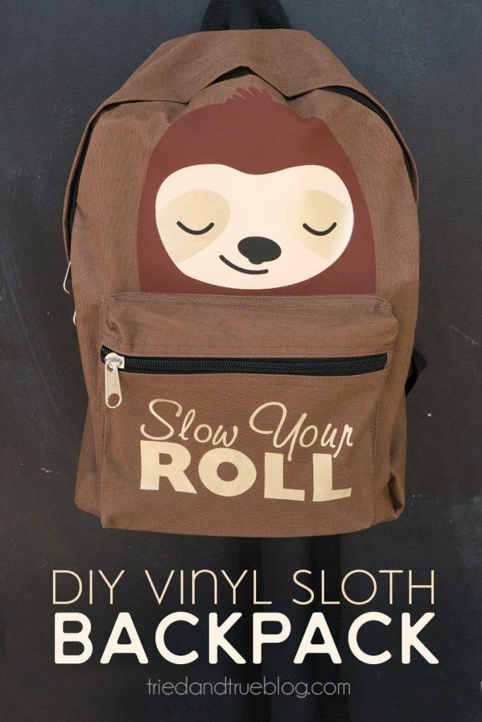Decorar mochila DIY