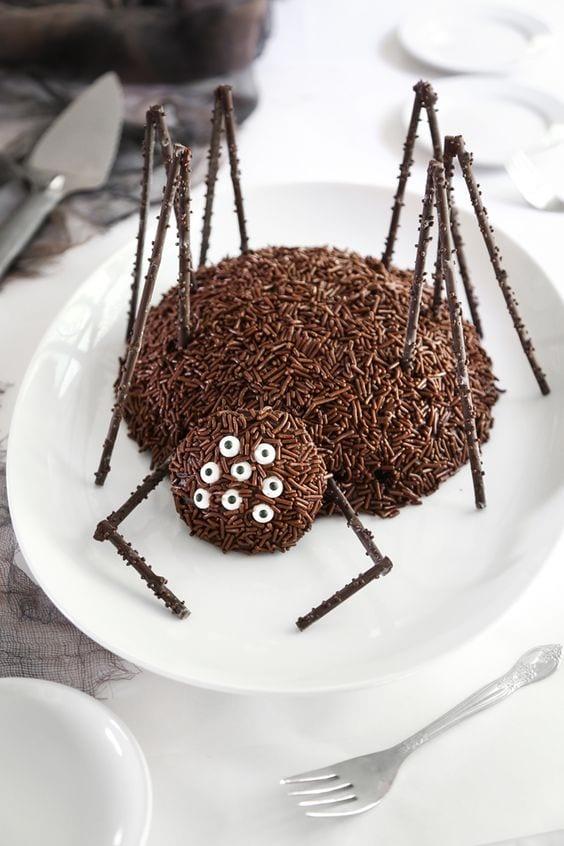 Tarta araña