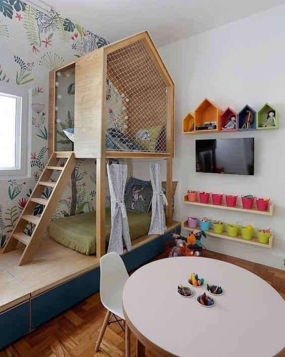Dormitorios divertidos para niños