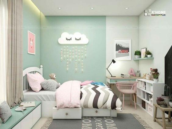 Renovar la habitación del bebé