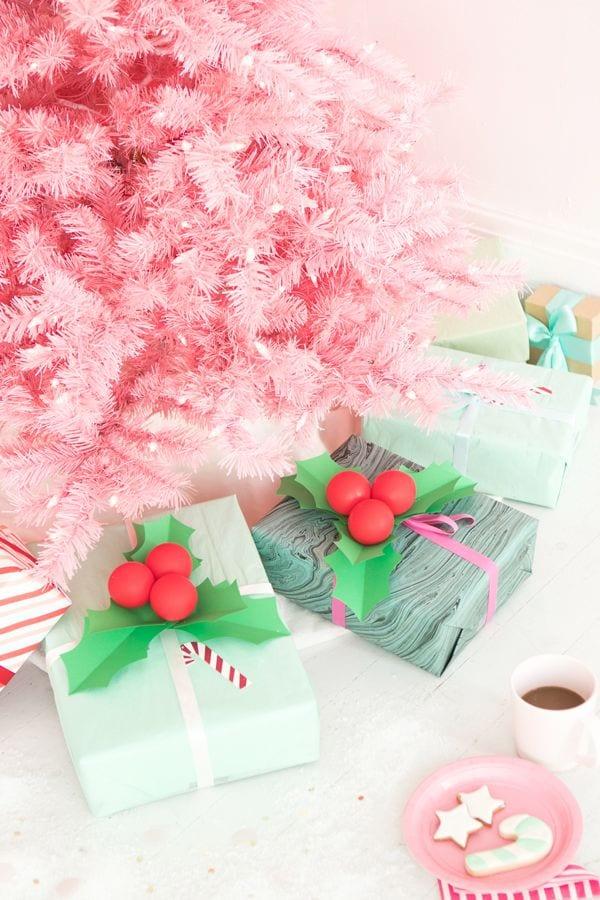 Envolver regalos Reyes