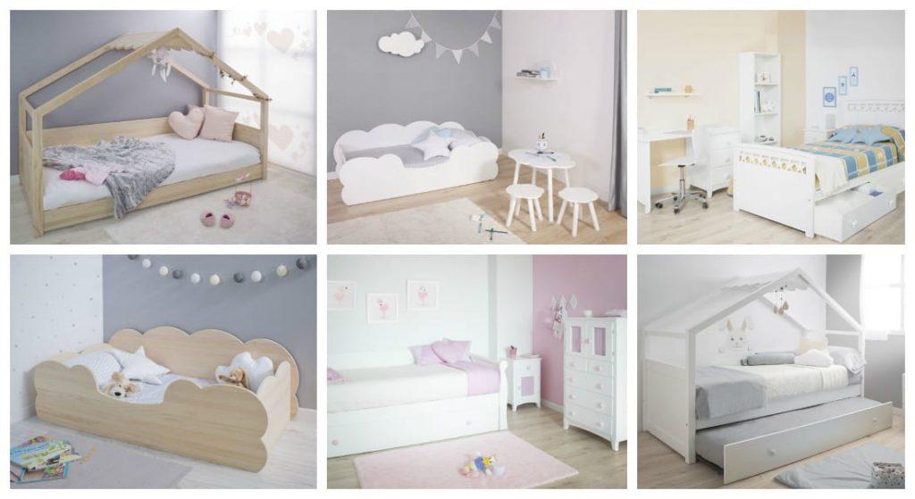 Las mejores camas para niños en Bainba