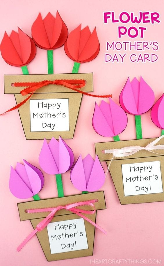 Ramo flores tarjeta