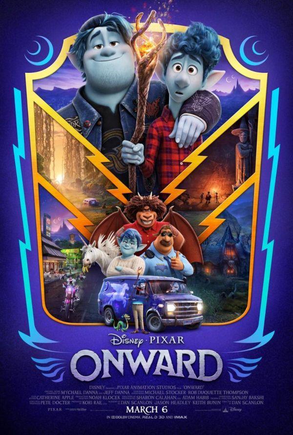 las mejores películas animadas, Onward