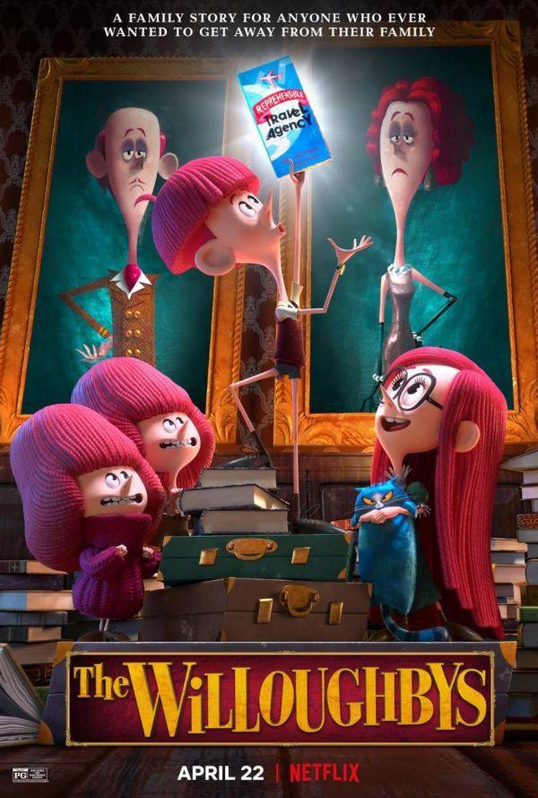 las mejores películas animadas, Los hermanos Willoughby