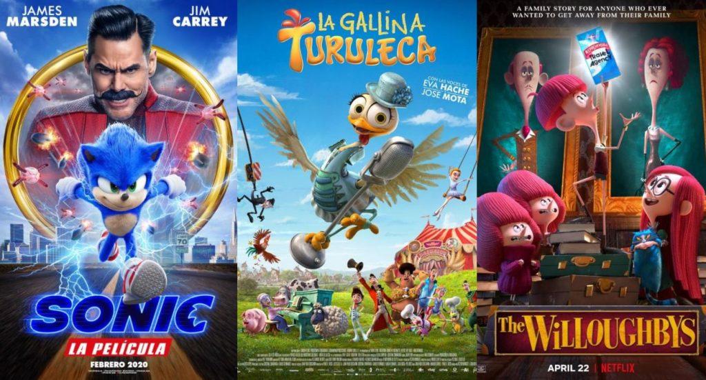 Las mejores películas animadas de 2020