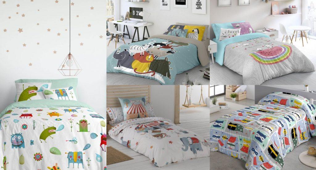 Vestir dormitorios infantiles y juveniles