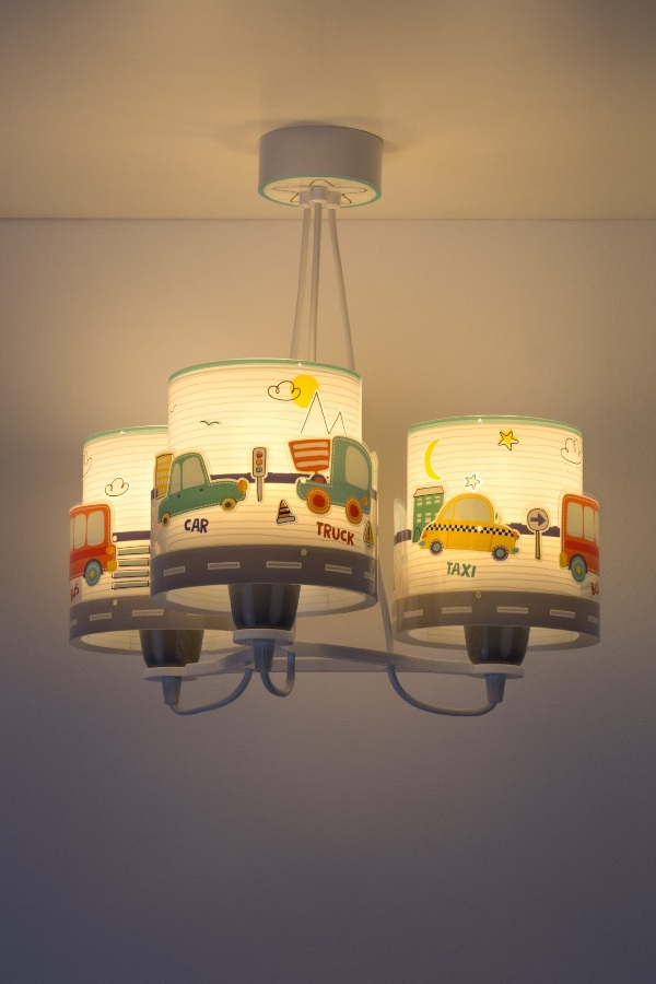Lámpara techo Dalber