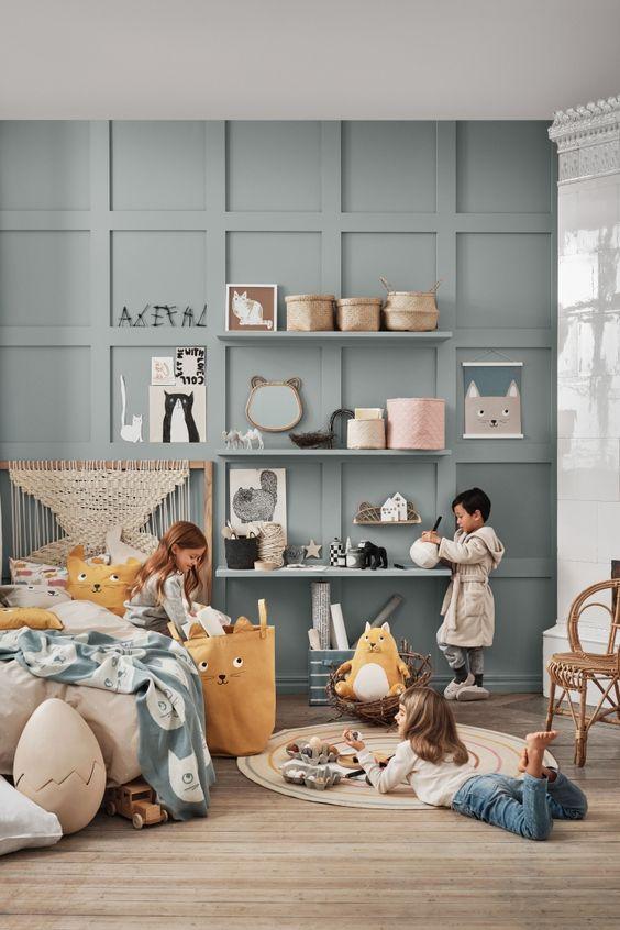 Combinar el mobiliario y demás objetos con elementos textiles