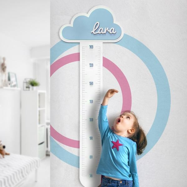 Medidores infantiles personalizados