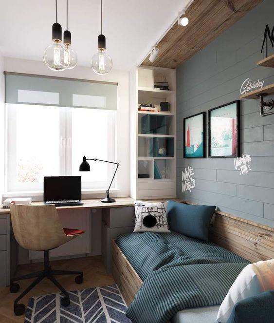 Mesa estudio habitación