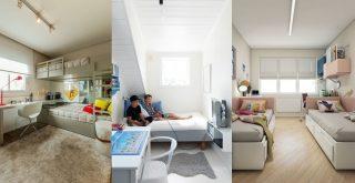 Habitaciones pequeñas para jovenes